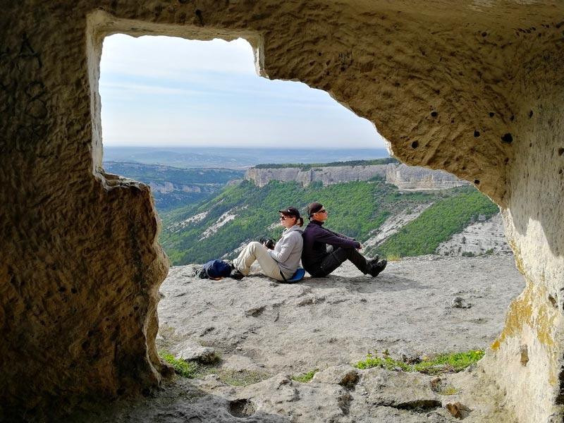 Походы по горам Крыма