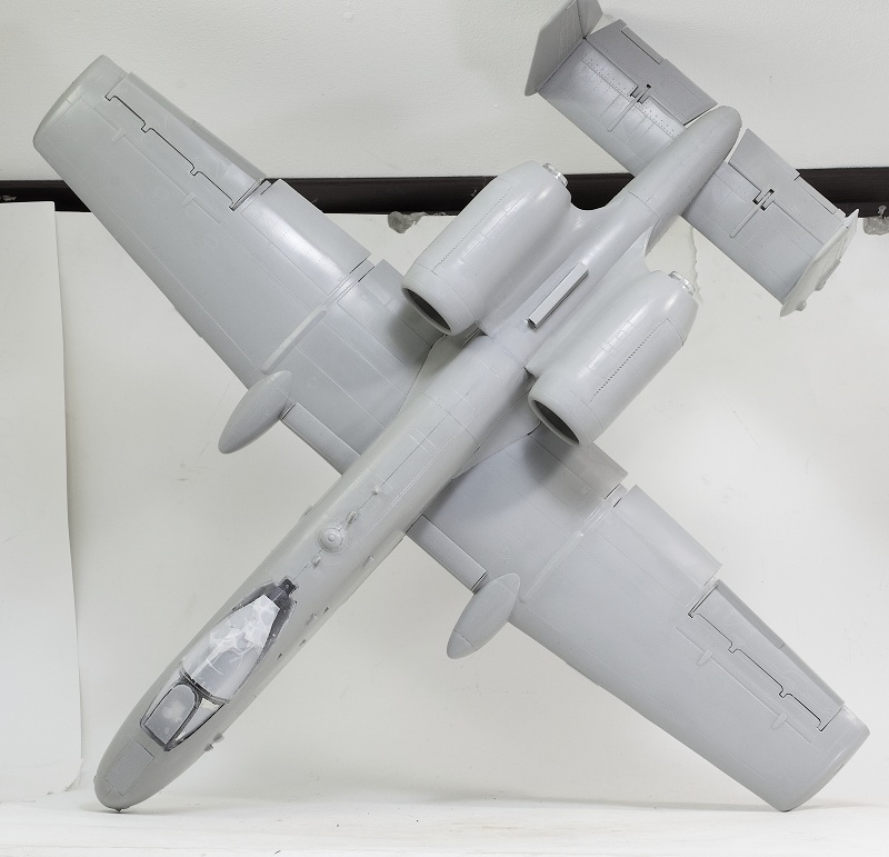 Fairchild Republic A-10 Thunderbolt II. Trumpeter 1/32. 50d0bad51706e30ce534d1526220e15e