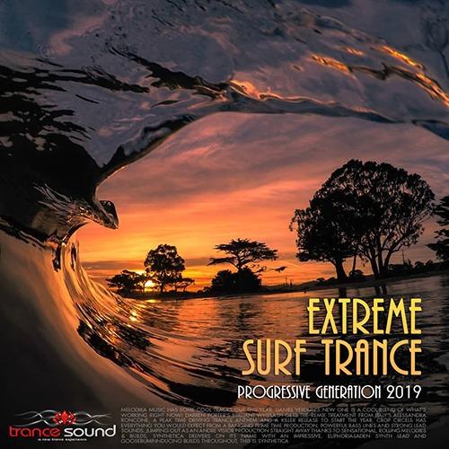 VA - Extreme Surf Trance Mix (2019)