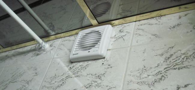 Как выбрать вытяжной вентилятор
