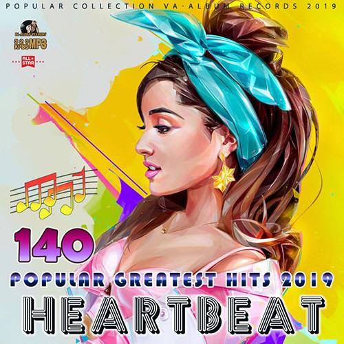 VA - Heartbeat: Popular Greatest Hits (2019)
