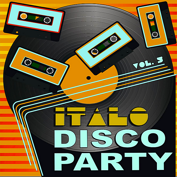 VA - Italo Disco Party Vol.5 [20 Original Versions] (2019)