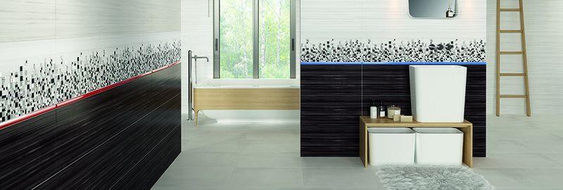 Как подобрать плитку для ванной комнаты и кухни