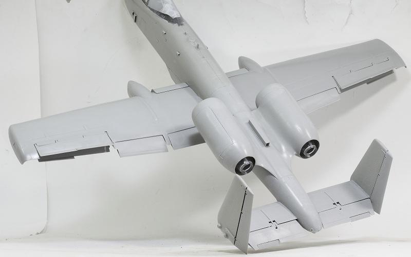 Fairchild Republic A-10 Thunderbolt II. Trumpeter 1/32. 94b3e38d83799d7263e239445b4dc151