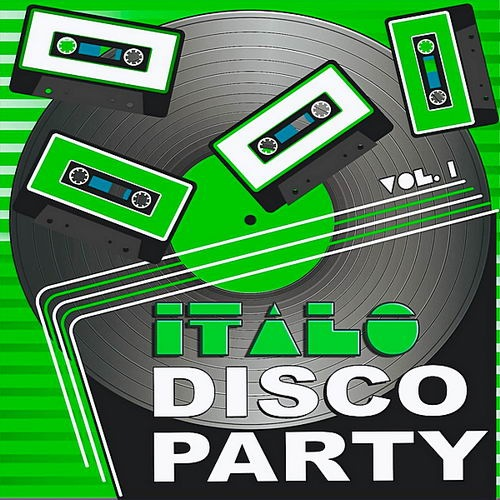 VA - Italo Disco Party, Vol. 1 (2019)