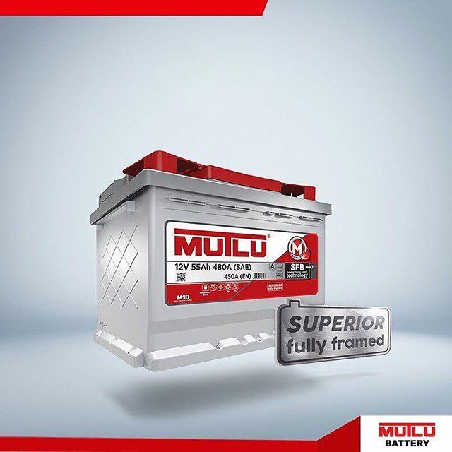 Автомобильные аккумуляторы Mutlu – залог успешной эксплуатации авто