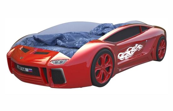 Уникальные машины-кровати для детей – пусть сны всегда будут сладкими