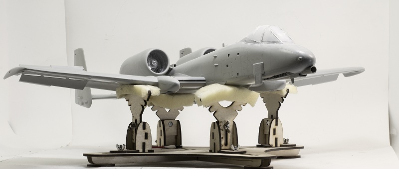 Fairchild Republic A-10 Thunderbolt II. Trumpeter 1/32. E54564bc99ec1c03d07fcd561216da32