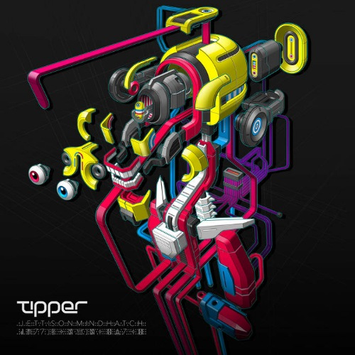 Tipper - Jettison Mind Hatch (2019/FLAC)