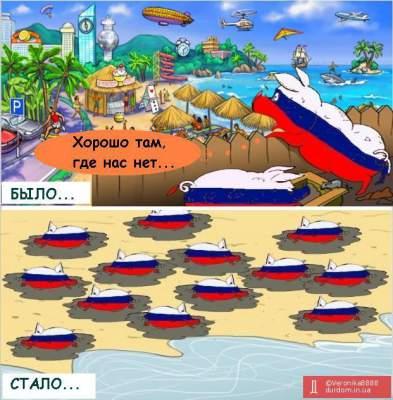 В окупованому Криму накопичилося 55 млн кубометрів сміття - Цензор.НЕТ 9508
