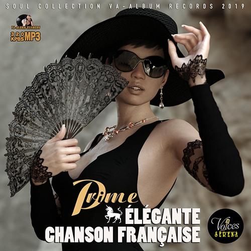 VA - Prime Elegante Chanson Francaise (2019)