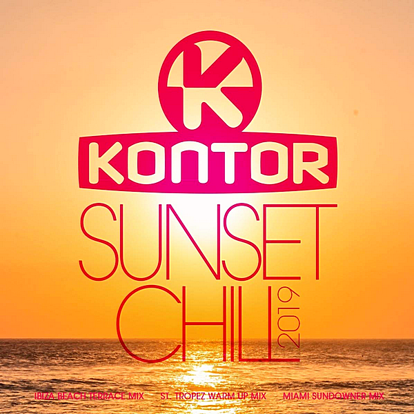 VA - Kontor Sunset Chill 2019 [Full Version] (2019)