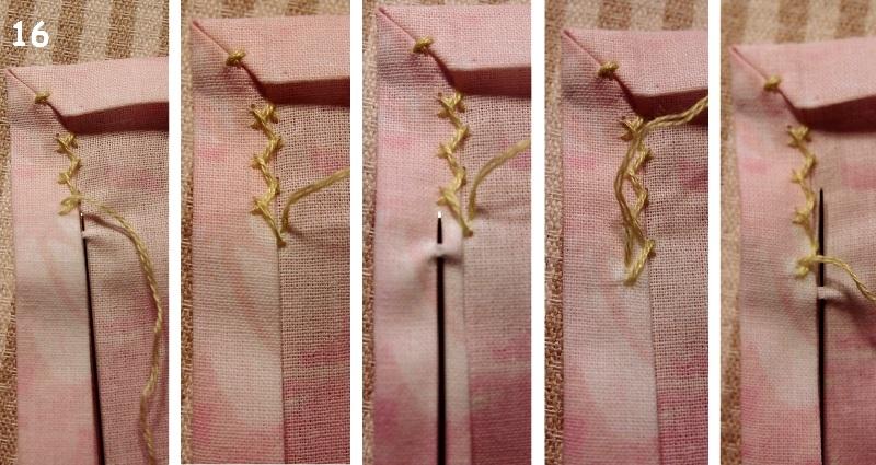 Как научить ребёнка шить. 2 занятие. Простынка