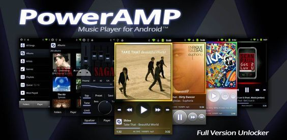 Poweramp Music Player 3-build-830-uni Full (Android)
