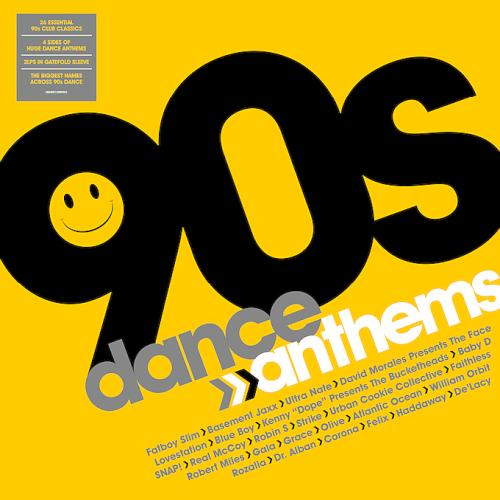 90s Dance Anthems (2019)