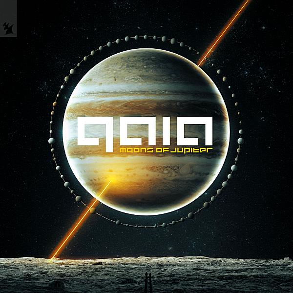 Armin Van Buuren pres. GAIA - Moons Of Jupiter (2019)