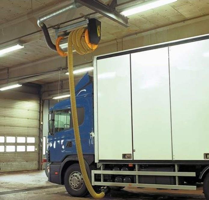 Катушки для удаления выхлопных газов легковых и грузовых авто