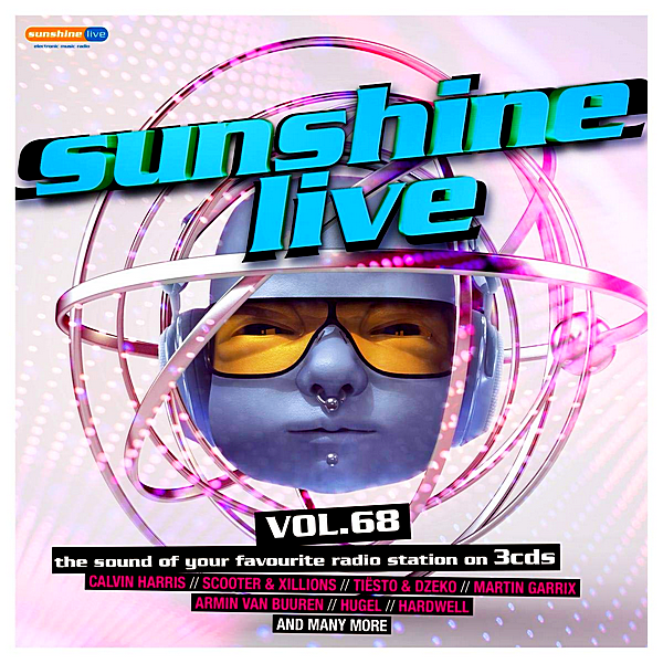 VA - Sunshine Live Vol.68 [3CD] (2019)
