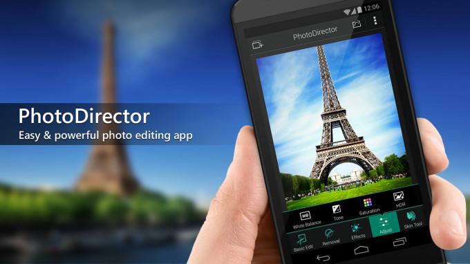 CyberLink PhotoDirector - профессиональный фоторедактор - 8.0.0 Premium (Android)
