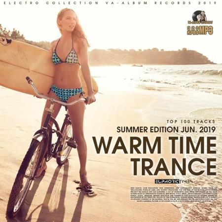 VA - Warm Time Trance (2019)