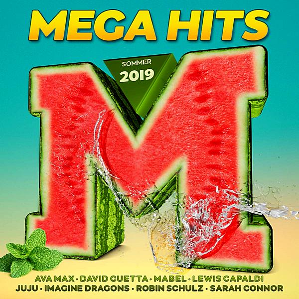 VA - Megahits Sommer 2019 [2CD] (2019)