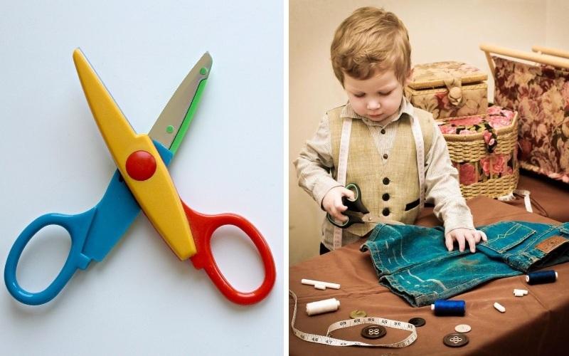 Как научить ребёнка шить. Рекомендации