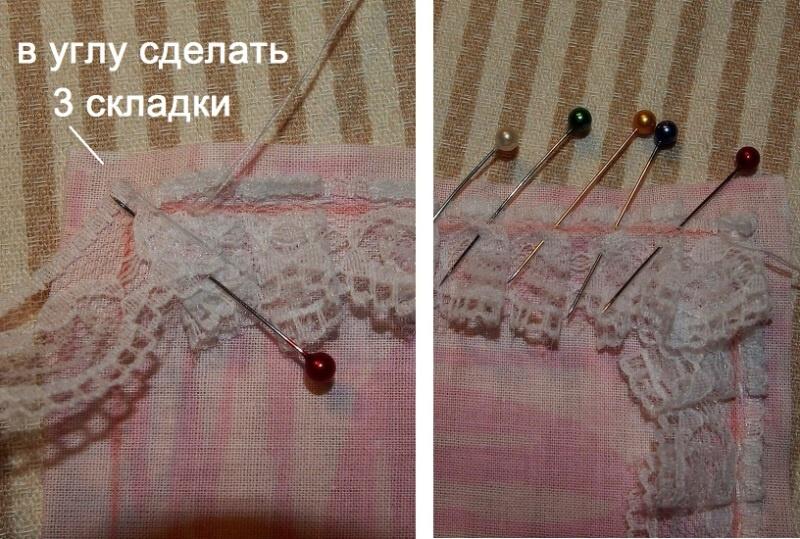 Как научить ребёнка шить. 4 занятие. Наволочка