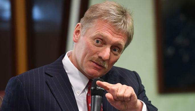 Песков, Дмитрий Сергеевич