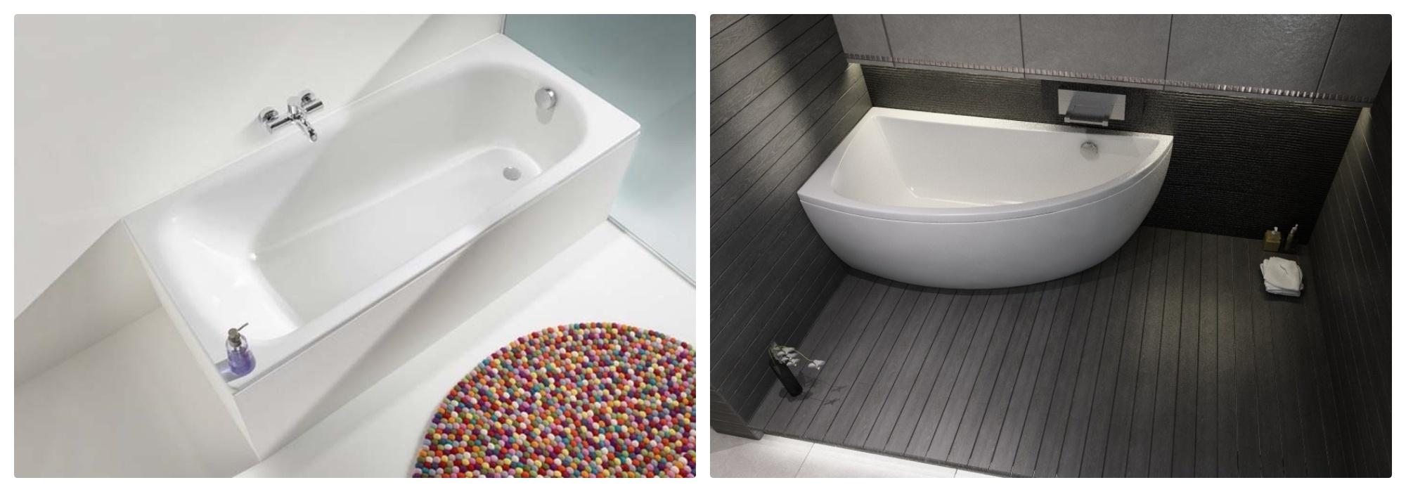 Главный предмет в ванной комнате - ванная!