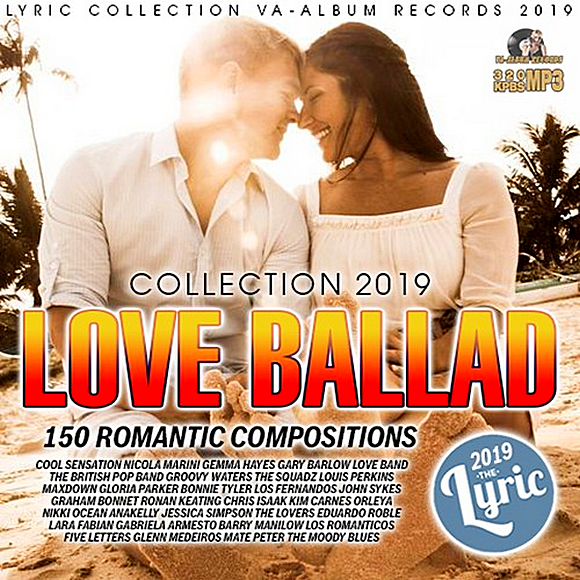 VA - Love Ballad (2019)