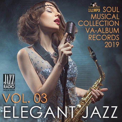 VA - Elegant Jazz Vol. 03 (2019)