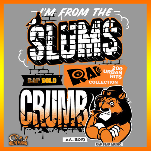 VA - I'm From The Slums: Rapstar Music (2019)