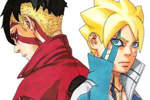 Манга Боруто / Manga Boruto 34 глава