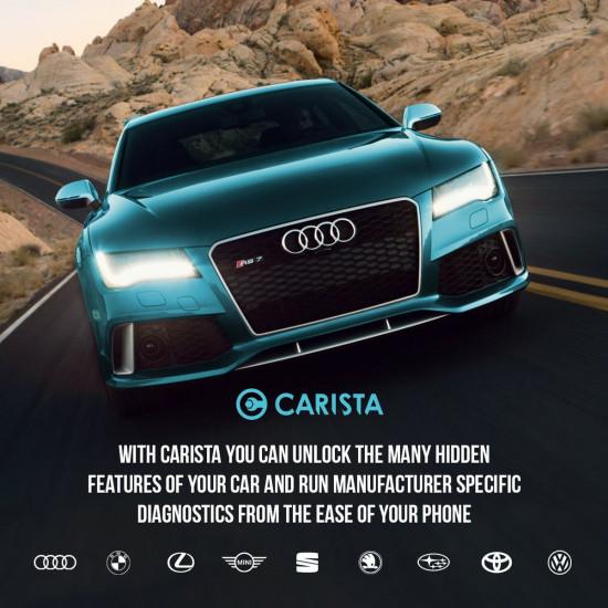 Carista OBD2 PRO 3.9.2 Final [Android]