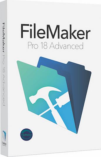 FileMaker Pro Advanced 18.0.3.317