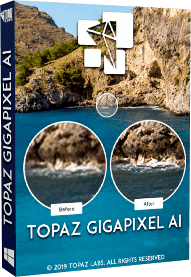 Topaz Gigapixel AI 5.3.1 RePack & Portable