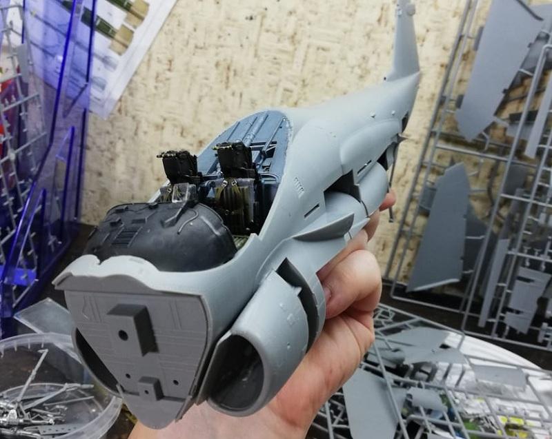 A-6A Intruder 1/32. Trumpeter 02249 3f03aeb60f93aa3943cc3ca6a501e6f0