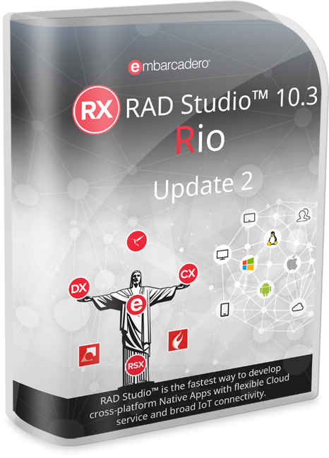 Embarcadero RAD Studio 10.3.2 Rio Architect Version 26.0.34749.6593 (x86/x64)