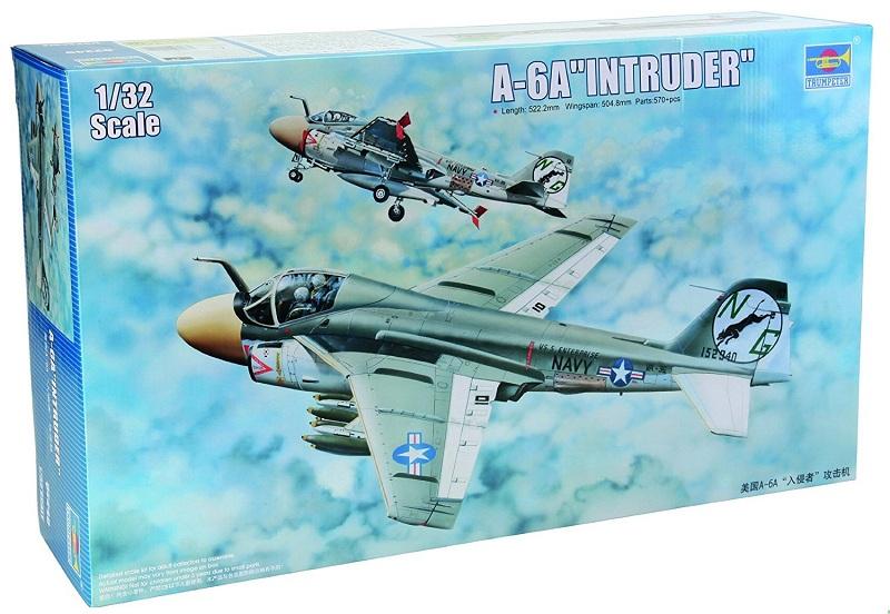A-6A Intruder 1/32. Trumpeter 02249 53b025895f543a6c8e604ab947c02186