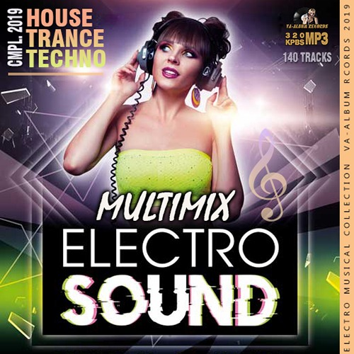 VA - Multimix Electro Sound (2019)