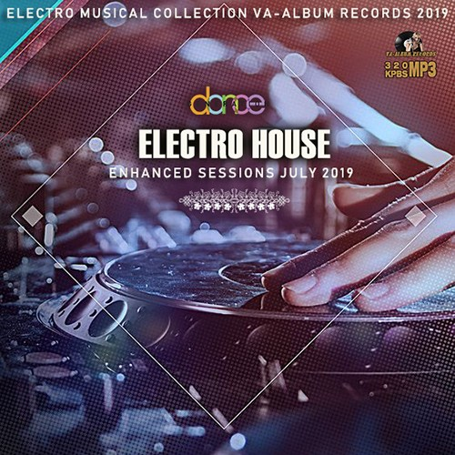 VA - Enhanced Session Electro House (2019)