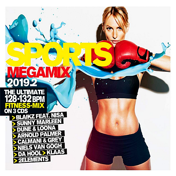 VA - Sports Megamix 2019.2 (2019)