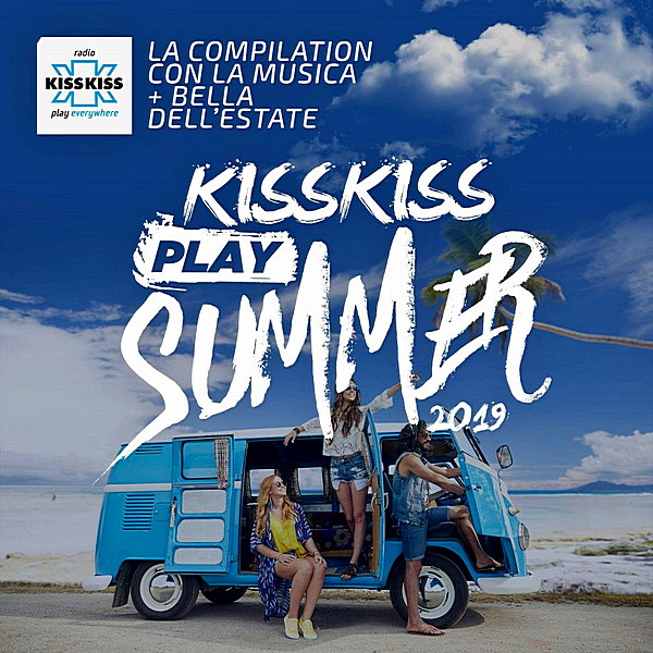 VA - Kiss Kiss Play Summer 2019 [2CD] (2019)