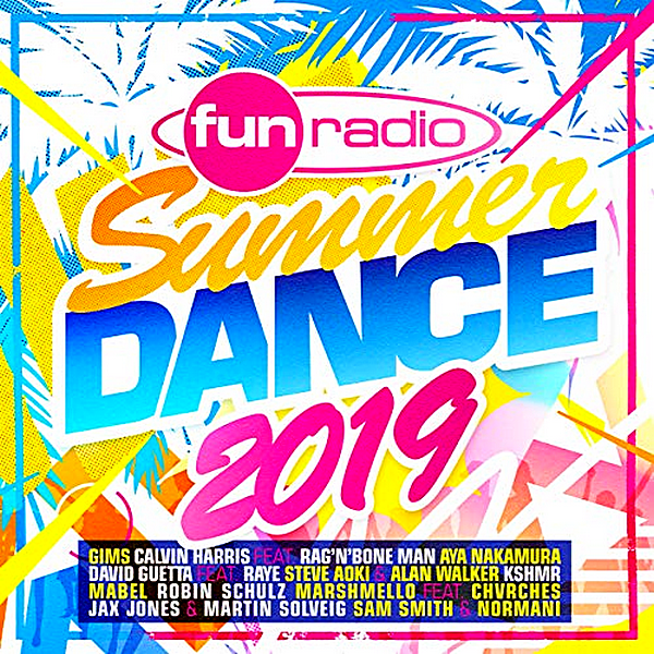 VA - Fun Summer Dance (2019)