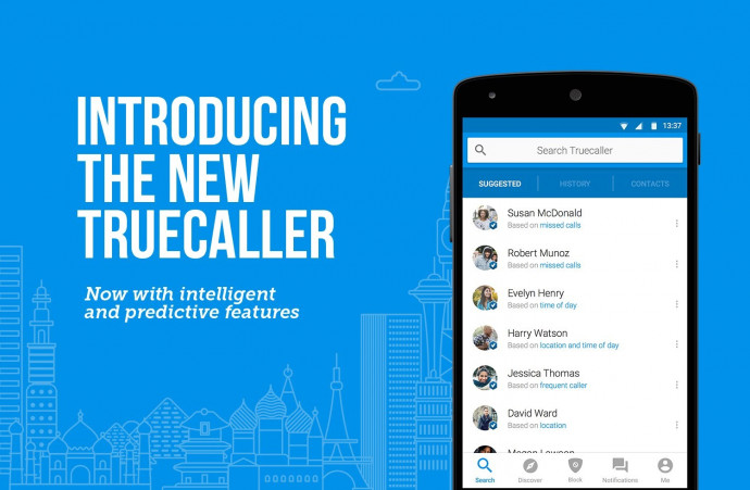 Truecaller: определитель номера и запись звонков 11.17.9 Premium Gold (Android)