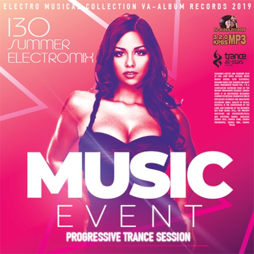 VA - Music Event: Progressive Trance Session (2019)