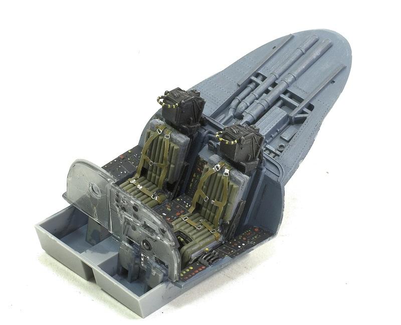 A-6A Intruder 1/32. Trumpeter 02249 A451da2cdf951010ca11f13f6a079b57