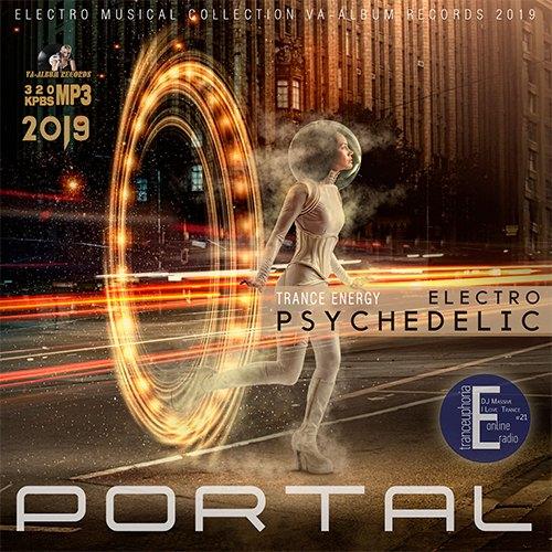 VA - Portal: Electro Psychedelic (2019)