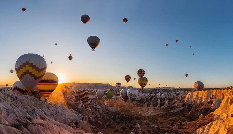 Любители воздушных шаров встретятся в «Каппадокии», столице полетов на воздушных шарах