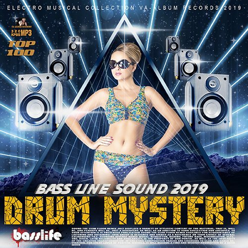 VA - Drum Mystery: Bass Line Sound (2019)